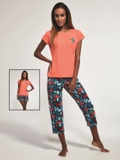 Piżama Cornette 665/173 Cactus
