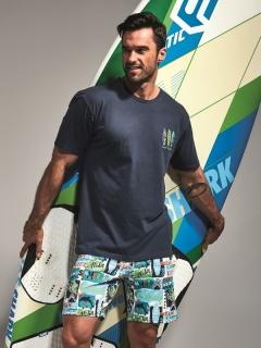 Piżama Cornette 326/88 Surfer